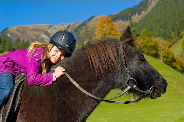 Moar Gut Kinderhotel, Familienhotel, Pferde, Ponys, Ausreiten